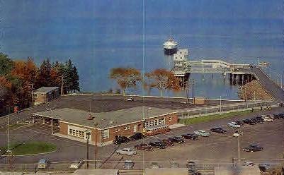 M.V. Bluenose - Bar Harbor, Maine ME Postcard