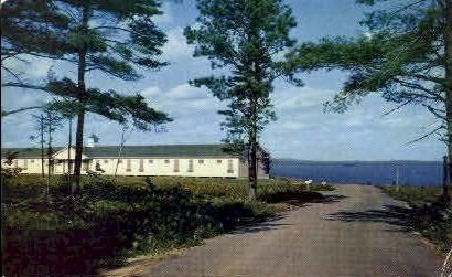 Sea Breeze Motel - Bar Harbor, Maine ME Postcard