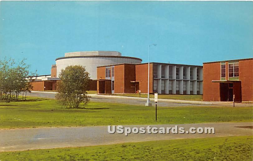 Bangor High School - Maine ME Postcard