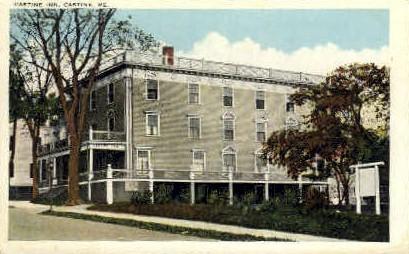 Castine Inn - Maine ME Postcard