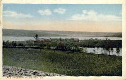 Lake Wassookeag - Dexter, Maine ME Postcard