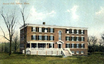 Atwood Hall - Hebron, Maine ME Postcard