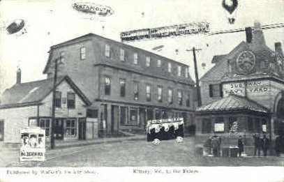 In the Future - Kittery, Maine ME Postcard
