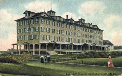 The Cliff House - Kennebunkport, Maine ME Postcard