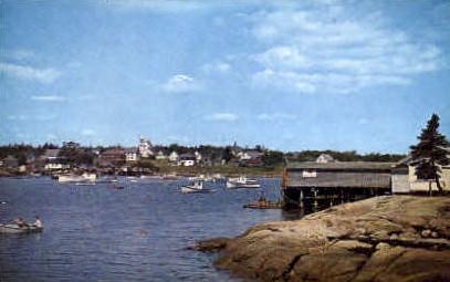 . - Corea, Maine ME Postcard