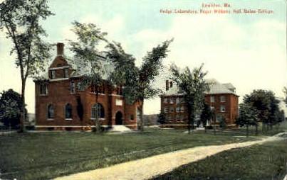 Hedge Laboratory - Lewiston, Maine ME Postcard