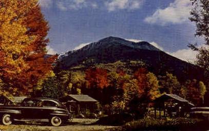 Katahdin Stream Campsite - Mt. Katahdin, Maine ME Postcard