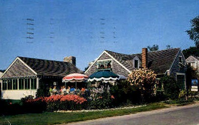 Whistling Oyster Tea Room - Ogunquit, Maine ME Postcard
