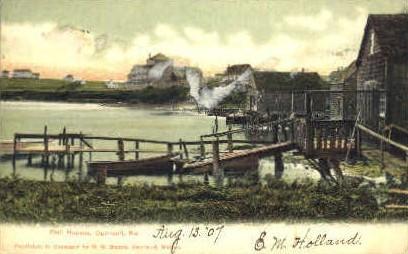 Fish House - Ogunquit, Maine ME Postcard