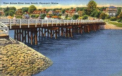 Ogunquit, Maine, ME Postcard