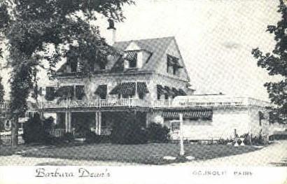 Barbara Deau's  - Ogunquit, Maine ME Postcard