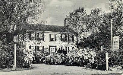 The Holiday House - Ogunquit, Maine ME Postcard