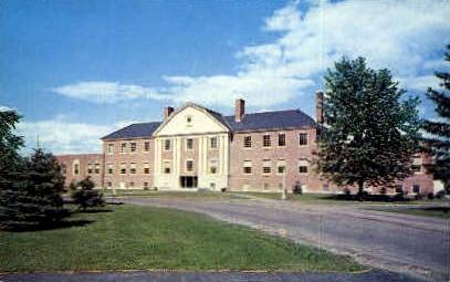 The Memorial Union, University of Maine - Orono Postcard