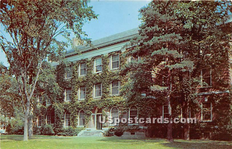 Merrill Hall at University of Maine - Orono Postcard