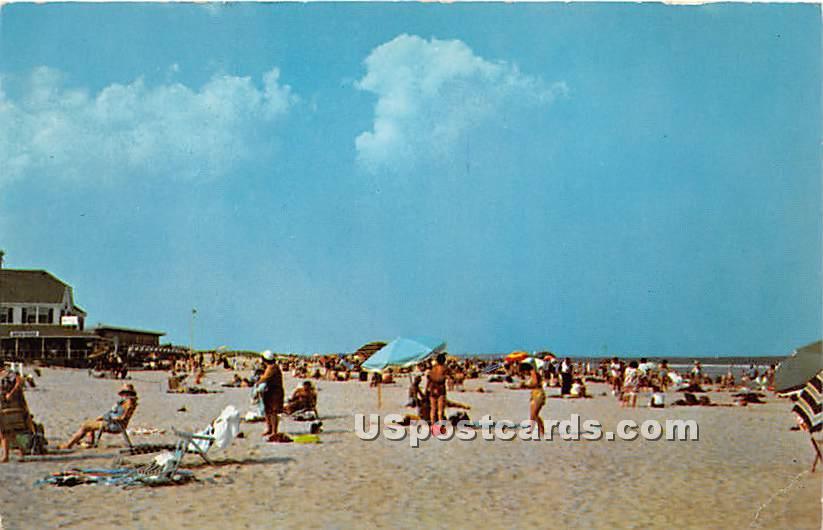 Soft Sands at Ogunquit Beach - Maine ME Postcard