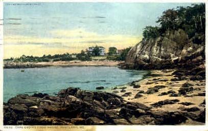 Cape Casino - Portland, Maine ME Postcard
