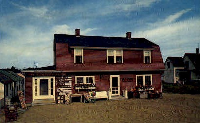 The Country Store - York Beach, Maine ME Postcard