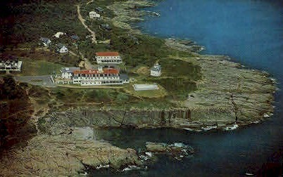 The Cliff House & Bald Head Cliffs - Ogunquit, Maine ME Postcard