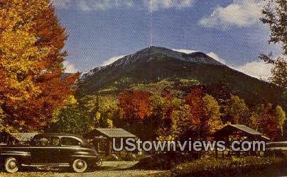 Mt. Katahdin, Maine,     ;     Mt. Katahdin, ME Postcard