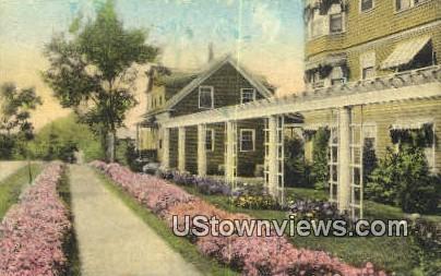 Lookout Hotel - Ogunquit, Maine ME Postcard