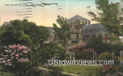 Sparhawk Hall - Ogunquit, Maine ME Postcard