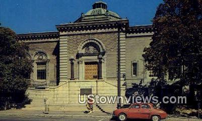 Bangor Public Library - Maine ME Postcard