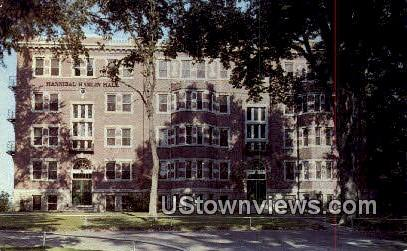 Hannibal Hamlin Hall, University of Maine - Orono Postcard