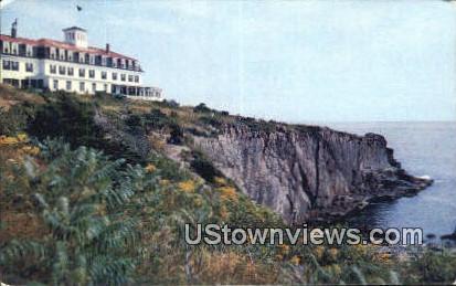 Bald Head, Cliff House - Ogunquit, Maine ME Postcard