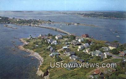 Bailey Island - Orrs Island, Maine ME Postcard