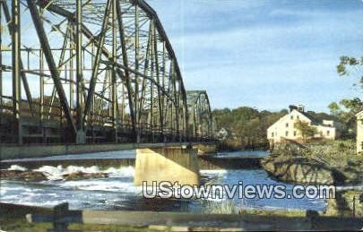 Brunswick, Maine,     ;     Brunswick, ME Postcard
