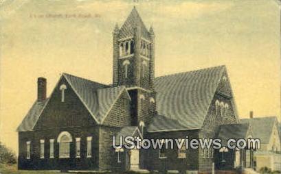 Union Church - York Beach, Maine ME Postcard