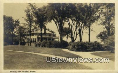 Real Photo, Bethel Inn - Maine ME Postcard