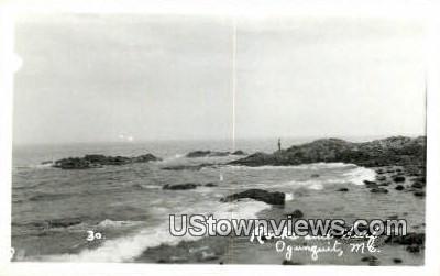 Ogunquit, Maine,,    Ogunquit, ME Postcard
