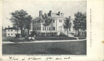 Montpelier - Thomaston, Maine ME Postcard