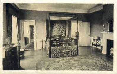 Gold Room, Montpelier - Thomaston, Maine ME Postcard