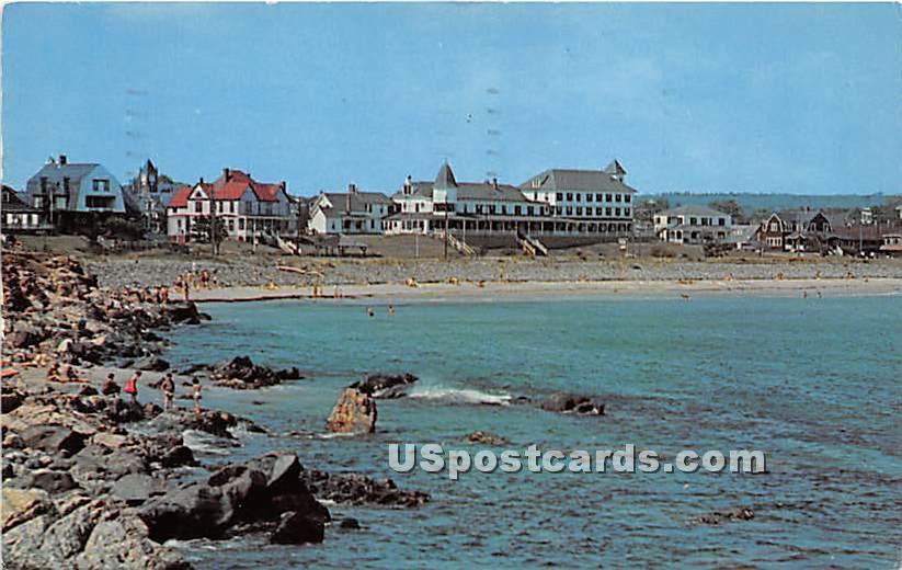 The Ocean House - York Beach, Maine ME Postcard