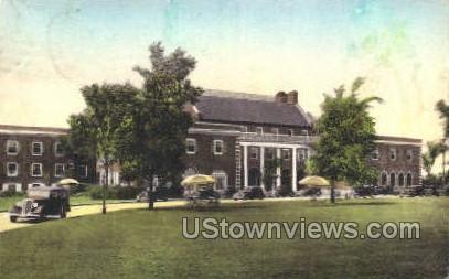Dearborn Inn - Michigan MI Postcard