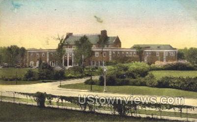 The Dearborn Inn - Michigan MI Postcard