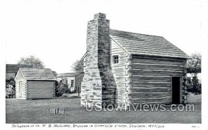 Greenfield Village - Dearborn, Michigan MI Postcard
