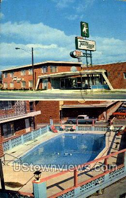 Dearborn Travelodge - Michigan MI Postcard