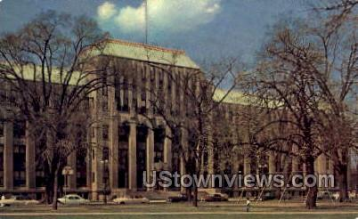 S. S. Kresge Company - Detroit, Michigan MI Postcard