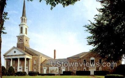 Eighth Church of Christ, Scientist - Detroit, Michigan MI Postcard