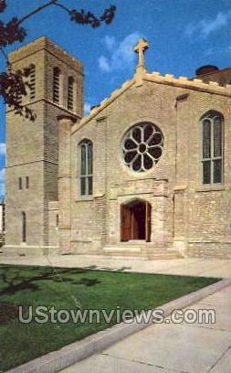 The Mariners' Church - Detroit, Michigan MI Postcard
