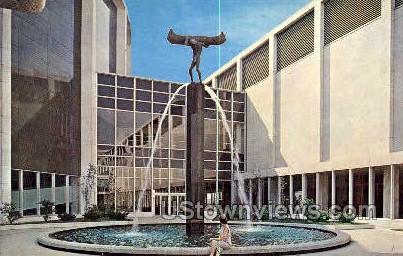Cobo Hall & Convention Arena - Detroit, Michigan MI Postcard
