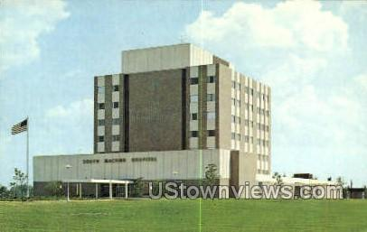 South Macomb Hospital - Detroit, Michigan MI Postcard