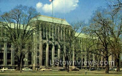 S.S. Kresge Co. Admin Bldg - Detroit, Michigan MI Postcard