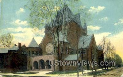 First Presbyterian Church - Detroit, Michigan MI Postcard