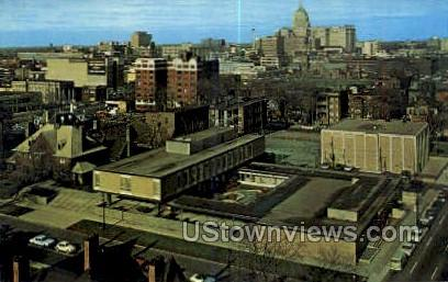 Merrill Palmer Institute - Detroit, Michigan MI Postcard