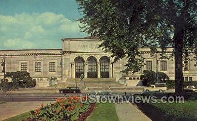 Institute of Arts - Detroit, Michigan MI Postcard