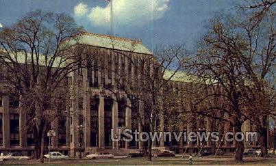 House Office, S.S. Kresge Co - Detroit, Michigan MI Postcard